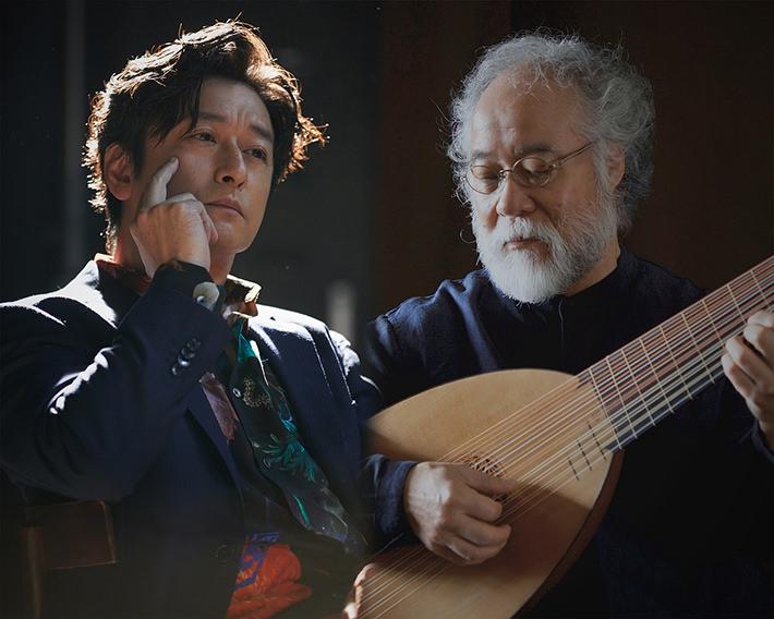 『アニバーサリーディナーコンサート 〜リュートと紡ぐ歌と詩の世界』
