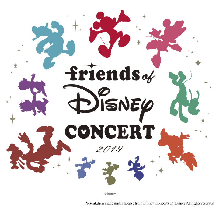 Friends of Disney Concert 2019