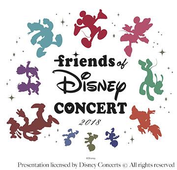 Friends of Disney Concert 2018