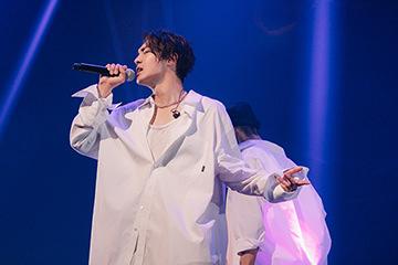 "KIM HYUN JOONG 2018 WORLD TOUR ""HAZE"" IN JAPAN"