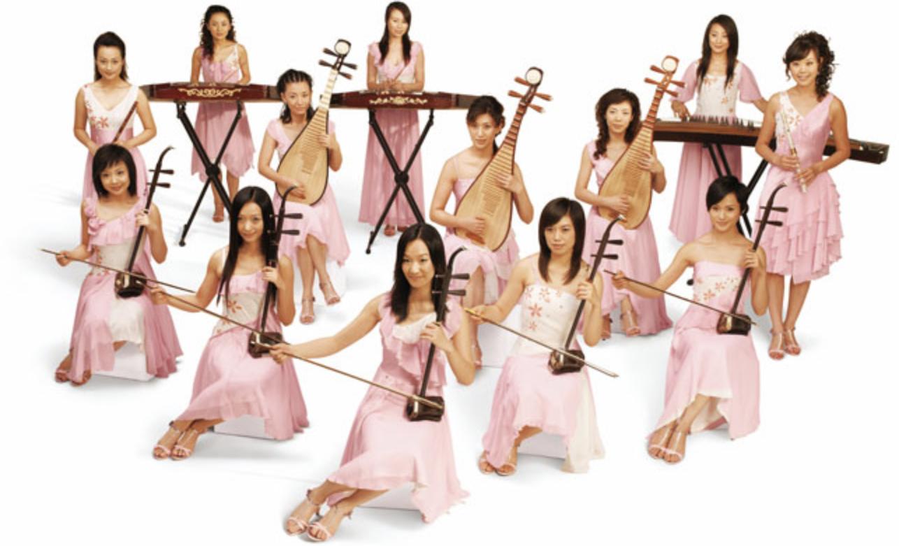 女子十二楽坊2007