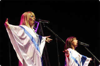 「ABBA GOLD」Greatest Hits Tour 2007 伝説のコンサート