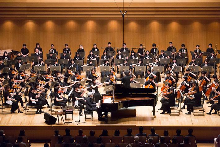 東北ユースオーケストラ演奏会 2017